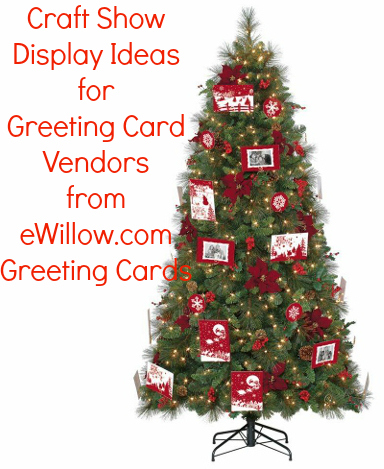 Craft_Show_Display_Ideas_Hallmark_7.5 ft._Pre-Lit_Victoria_Spruce_Artificial_Christmas_Tree.jpg