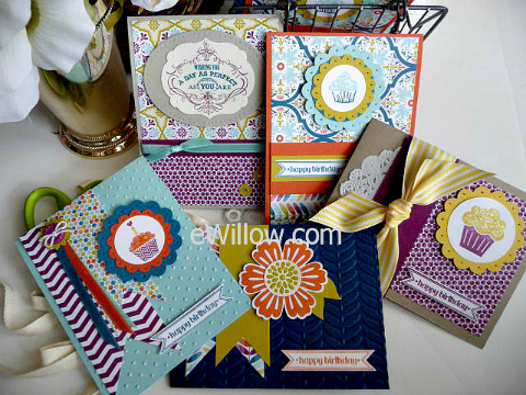handmade greeting cards, subscription boxes