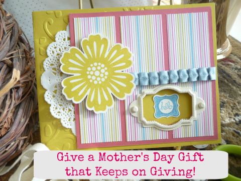 subscription greeting cards mother's day special