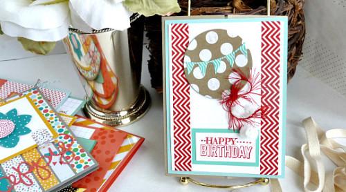 Quarterly Greeting Card Box