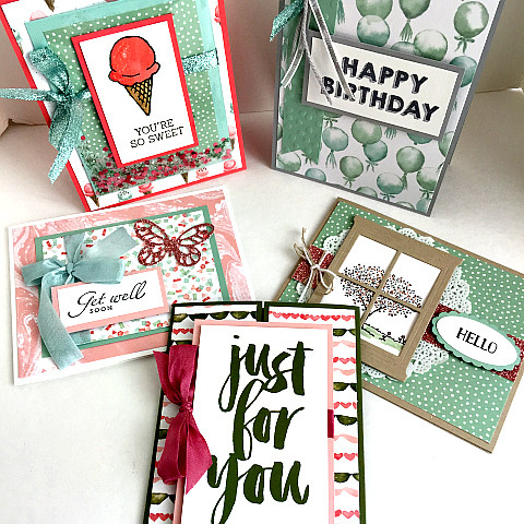 monthly subscription boxes greeting cards