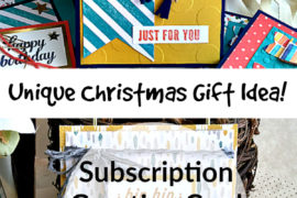 subscription box gift ideas