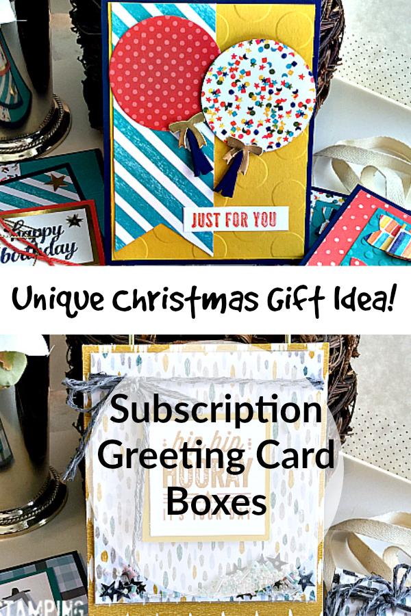 subscription box gift idea