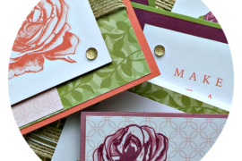 card kits in the mail