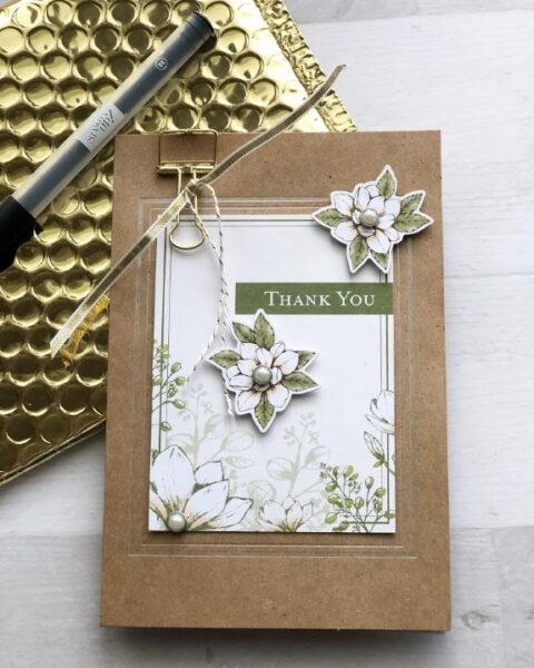 magnolia greeting cards