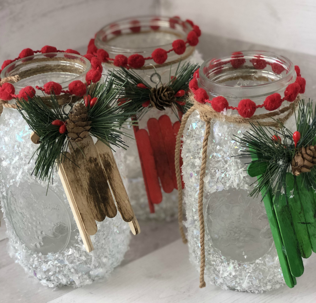 glass jar how to
